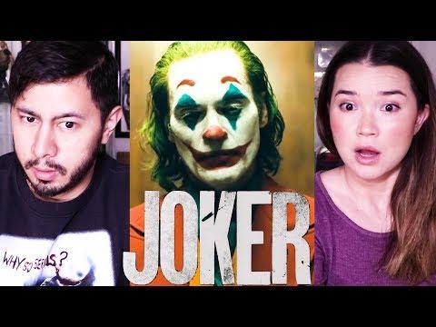 JOKER | Joaquin Phoenix | Teaser Trailer Reaction!