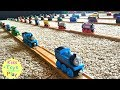 Thomas Wooden Railway Collection! Biggest Thomas and Friends Toy Train Collection | Thomas 2017