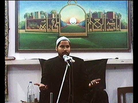 Namaz_Meraj-ul-momin (Ayatullah behjat crying out loud while offering prayers)