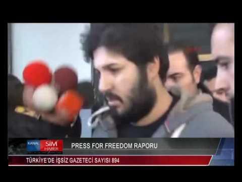 PRESS FOR FREEDOM RAPORUNA GÖRE TÜRKİYE'DE İŞSİZ GAZETECİ SAYISI 894