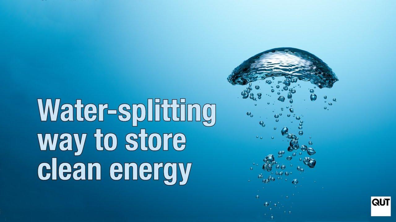New water-splitting catalyst for cheaper hydrogen storage