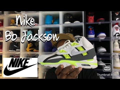Nike Bo Jackson Old School Sneakers Review 🔥🔥