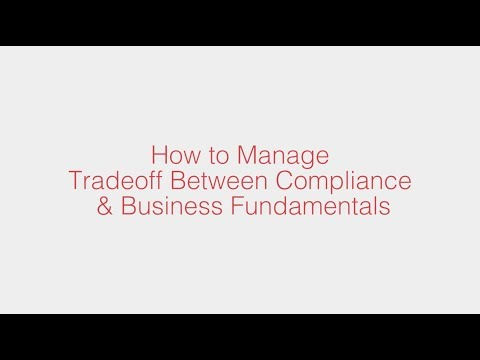 Diligent Directors' Experience 2017: Managing Tradeoff Between Compliance & Business Fundamentals