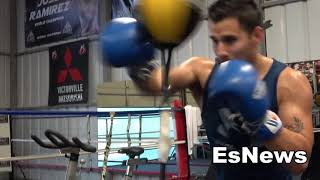 Mexican Boxing Superstar Lindolfo Delgado Working With Robert Garcia EsNews Boxing