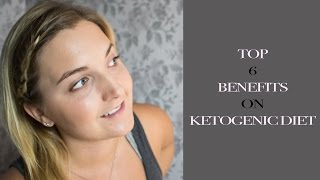 The MOST AMAZING Benefits on the KETOGENIC diet