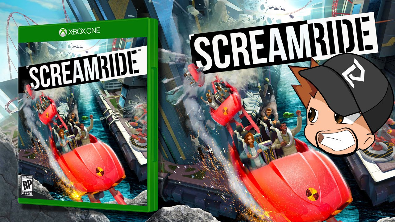 Scream Ride ITA Morir Felice Xbox One YouTube