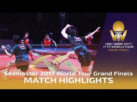 2017 World Tour Grand Finals Highlights: Masataka M./Yuya Oshima vs Wong Chun T./Ho Kwan Kit (Final)
