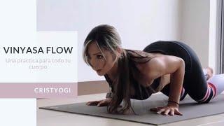 VinyasaFlow: Yoga para todo el cuerpo