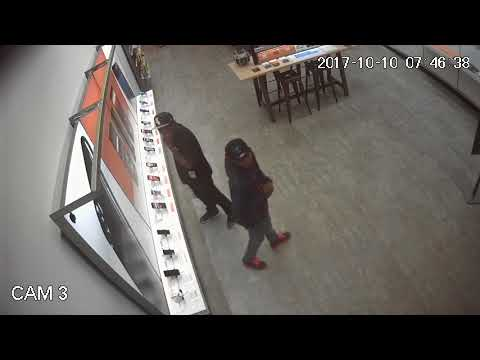 IPhone Theft At Boost Mobile Store At Partridge Creek Mall
