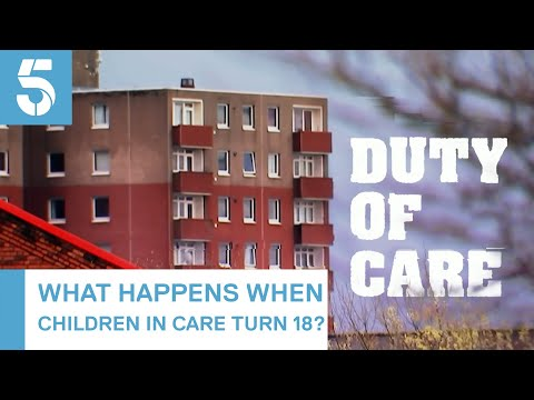 Care Leavers - What Happens When They Turn 18? | 5 News