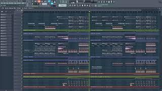 Martin Garrix & Justin Mylo - Evolve (FL Studio Remake + FLP)