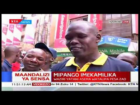Wakenya watoa maoni kuhusu mipango ya sensa