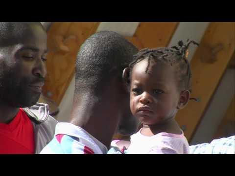 Hundreds of Haitians stuck in Tijuana wait in immigration limbo
