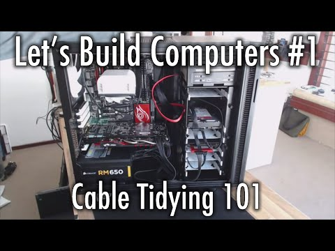 LBC#1 - Cable Tidying 101