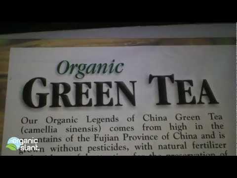 Radiation Monitor Organic China Green Tea Uncle Lee's 2-25-2013 | Organic Slant