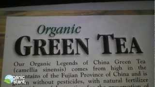Radiation Monitor Organic China Green Tea Uncle Lee