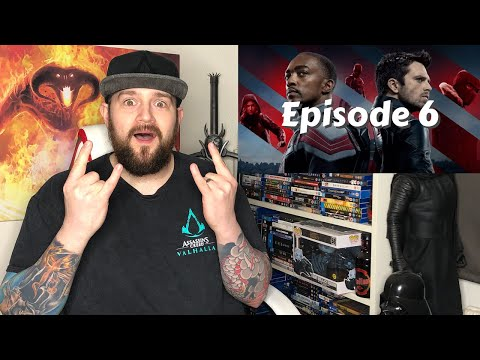 The Falcon and the Winter Soldier | Episode 6 FINALE – Review (No Spoilers)