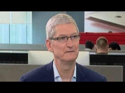Tim Cook On Apple's Plans For India