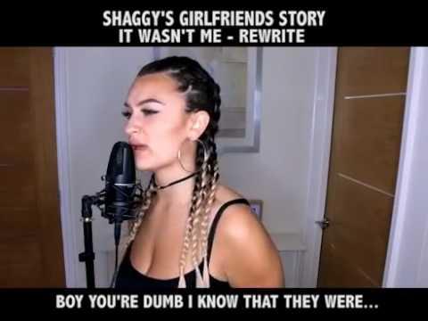 It Wasn't Me - Shaggy- Georgia Box Rewrite Cover (Girls Version)