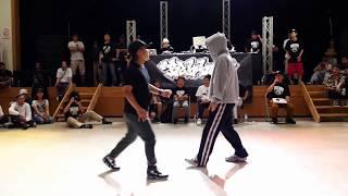 MiMz vs AYANE FINAL BOTY B-GIRL BATTLE