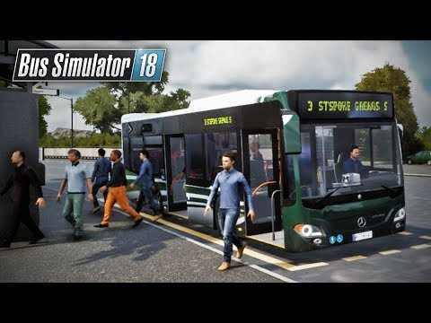 Bus Simulator 18 - Episode 1 - Insurance Fraud