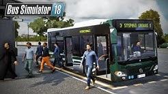 Bus Simulator 18 - Episode 1 - Insurance Fraud