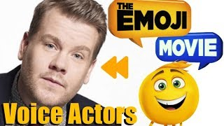"""The Emoji Movie"" (2017) Voice Actors and Characters"