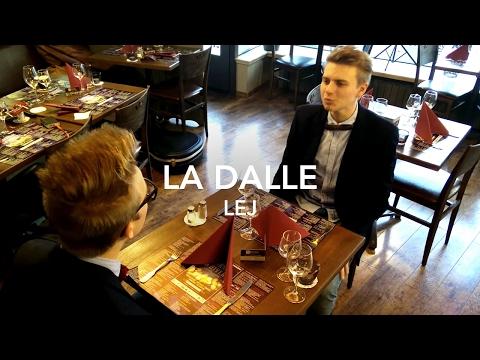 L.E.J - La dalle - Cover