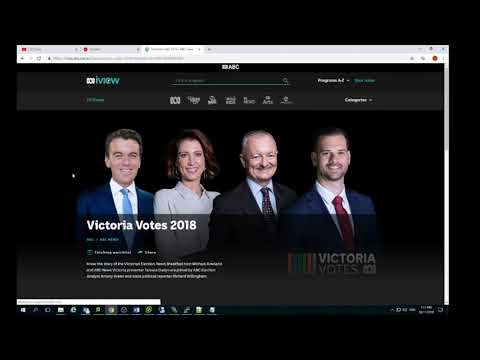 YouPHPTube how to upload from ABC iView