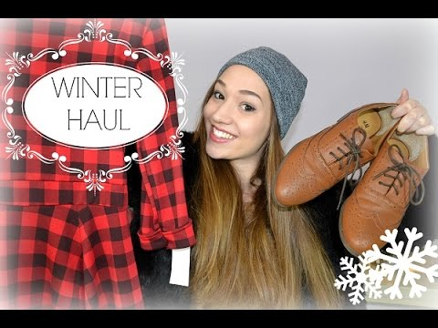 ❅ WINTER HAUL !!! H&M, Zara, Pimkie,...