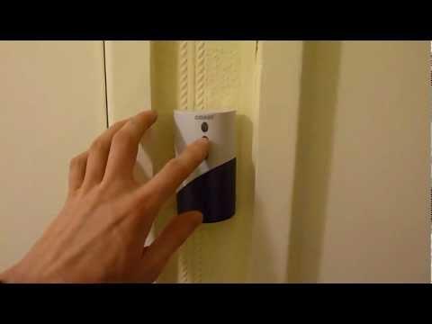 Hilarious Doorbell Malfunction
