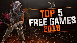Top 5 Free Games Of 2019   Available on Microsoft Store   Best PC Games   Master Shaddy