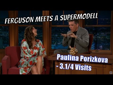 Paulina Porizkova  What Quality Does Craig Look For Most In A Woman?  3.14 Visits In Chron. Order