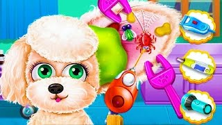Little Pet Vet Doctor Care | Children Play The Adorable Pet Clinic | Fun Doctor Games