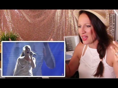 Vocal Coach REACTS to MORISSETTE AMON- AND I AM TELLING YOU