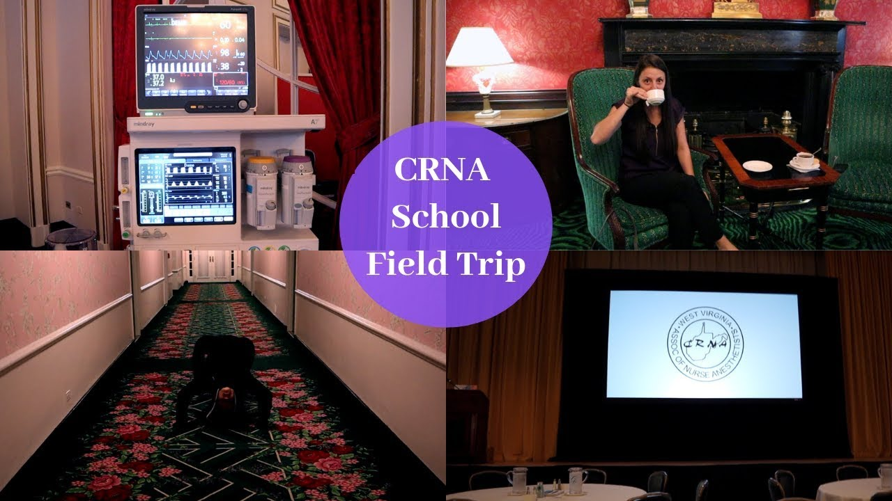 CRNA School Road Trip | Anesthesia Conference Weekend