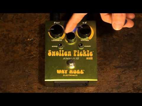 Bass Guitar Swollen Pickle Demo