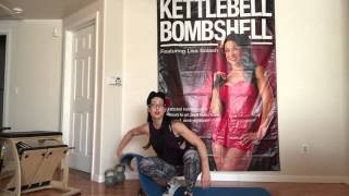 Kettlebell Intermediate Workout