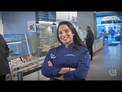 CIA Alumni Spotlight: Andrea Cuellar
