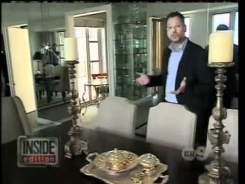 Farrah's condo on Inside Edition - YouTube