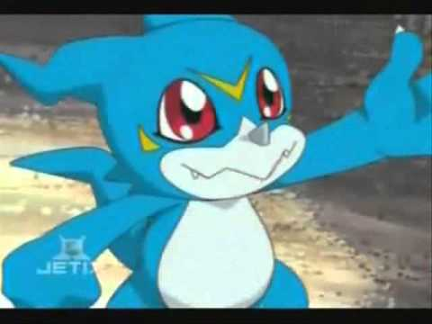 A Greeting From Veemon!
