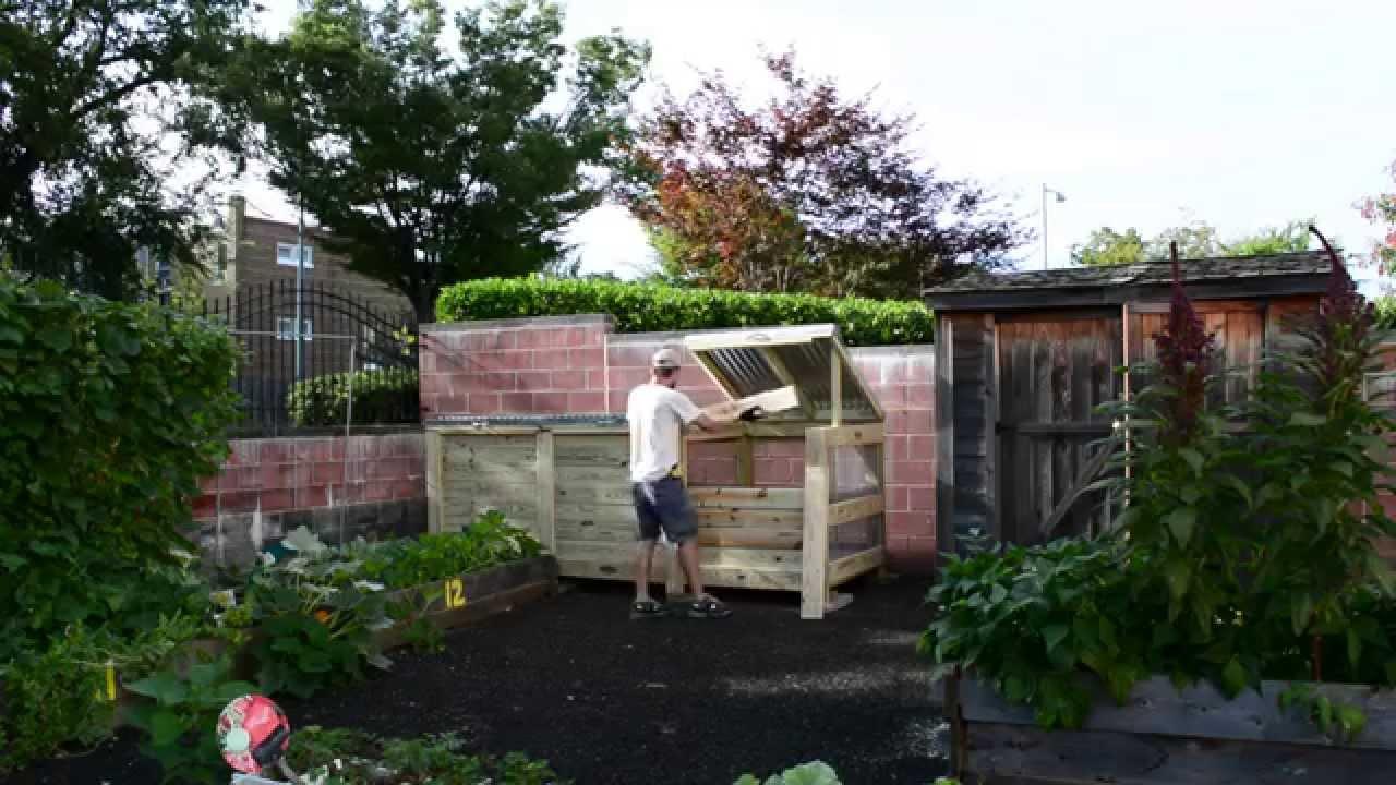 compost knox