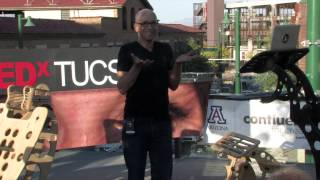 Sitting is the New Cancer: Kep Taiz at TEDx Tucson 2013