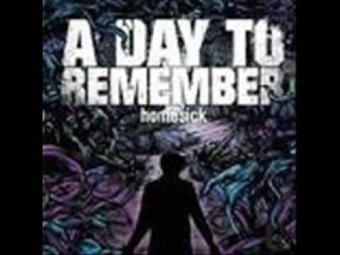 A Day To Remember: My Life For Hire Lyrics
