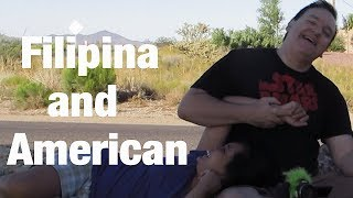 Filipina and American Foreigner Married Relationship Life Vlog Aug 7-11