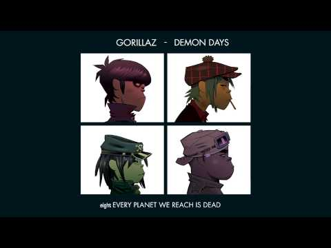 Gorillaz - Every Planet We Reach - Demon Days