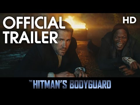 'Hitman's Bodyguard' Trailer