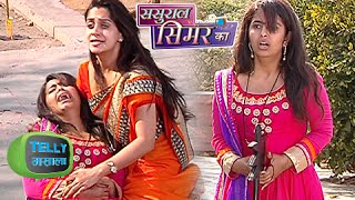 shocking roli dies in sasural simar ka colors