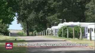 DCU Flyvesandet Strand Camp - Campingplads på Fyn