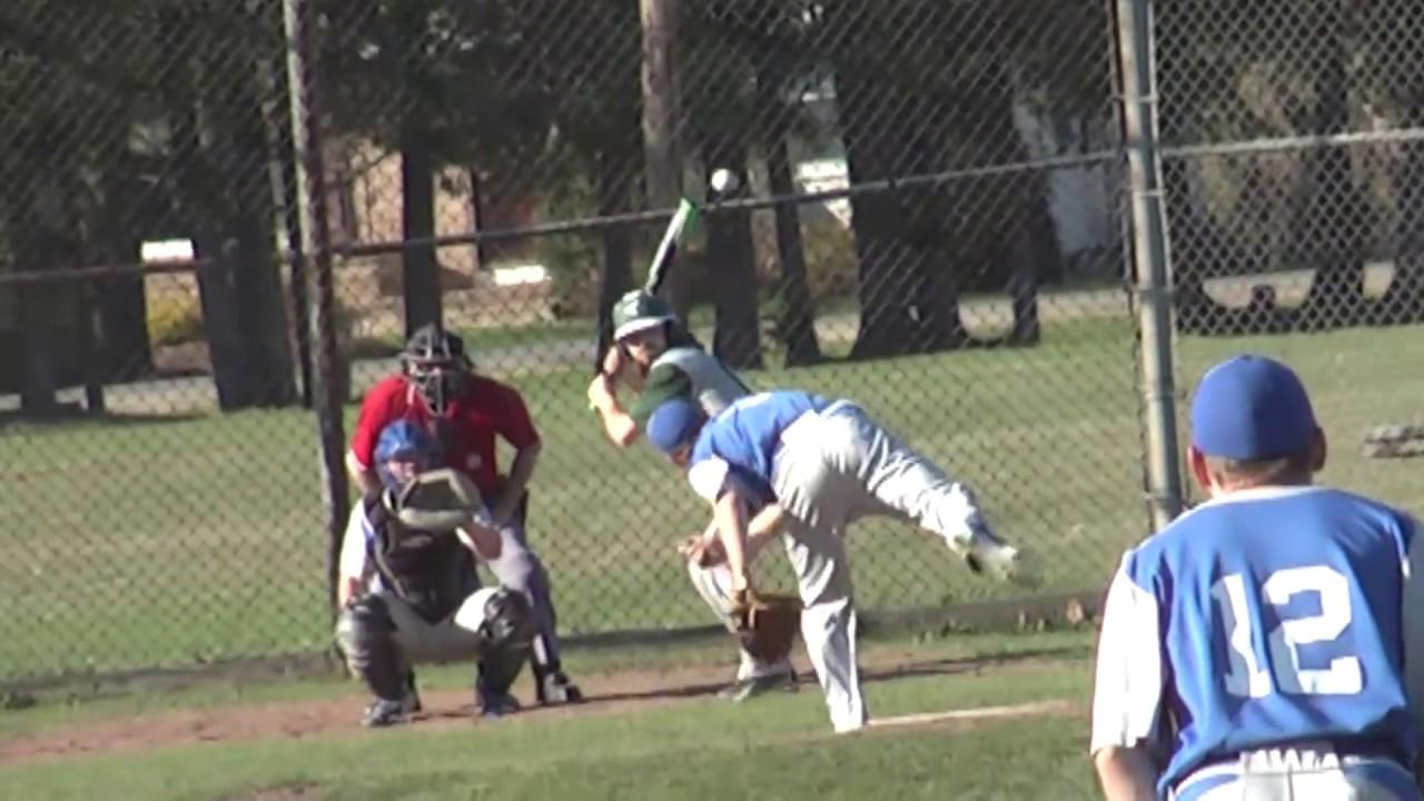 Chazy - Johnsburg Baseball  4-28-17